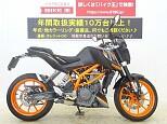 390DUKE/KTM 390cc 岡山県 バイク王 岡山店