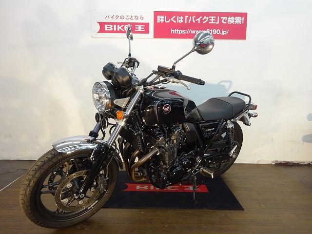 CB1100 CB1100 ブラックスタイル ワイバーンマフラー エンジンガード