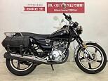 YB125/ヤマハ 125cc 広島県 バイク王 広島店