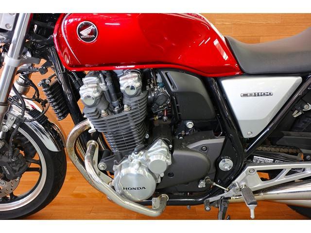 CB1100 CB1100 ABS 4本出しマフラー エンジンガード他装備