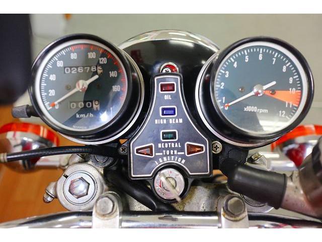 CB400FOUR (空冷) CB400フォア 398cc登録