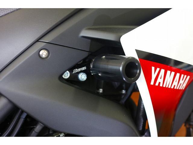 YZF-R3 YZF-R3 ABSモデル アクラボマフラー エンジンスライダー エンジンスライダー