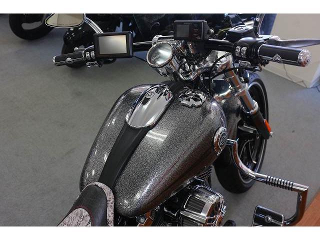 FXSB LOW RIDER FXSB ブレイクアウト マフラー・エアクリ・シートカスタム