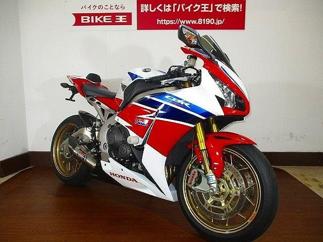 CBR1000RR CBR1000RR SP【ワンオーナー・ヨシムラフルエキマフラ… 2枚目:CBR…