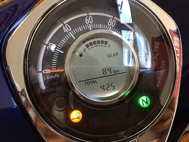 スーパーカブC125 C125【マル得・ワンオーナー・フルノーマル・純正スマートキー… 4枚目:C1…