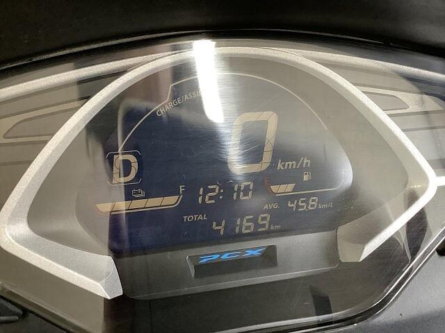 PCX HYBRID PCX125-3ハイブリッド【ワンオーナー・ABS・グリップヒ… 4枚目:PC…