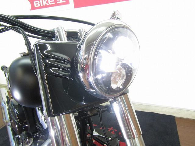 SOFTAIL SLIM FLS ソフテイルスリム LEDヘッドライト ETC カスタムウインカー