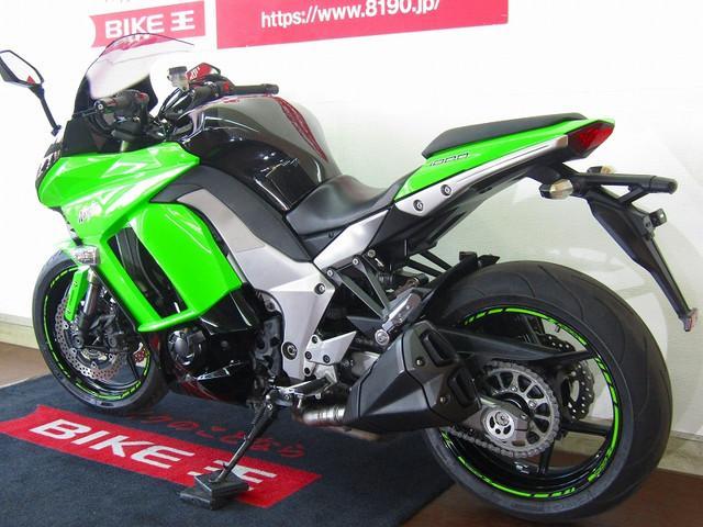 ニンジャ1000 (Z1000SX) Ninja 1000 ABS ローダウン