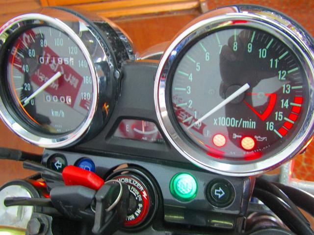ZRX400 ZRX400 フェンダーレス カスタムウインカー 2型仕様
