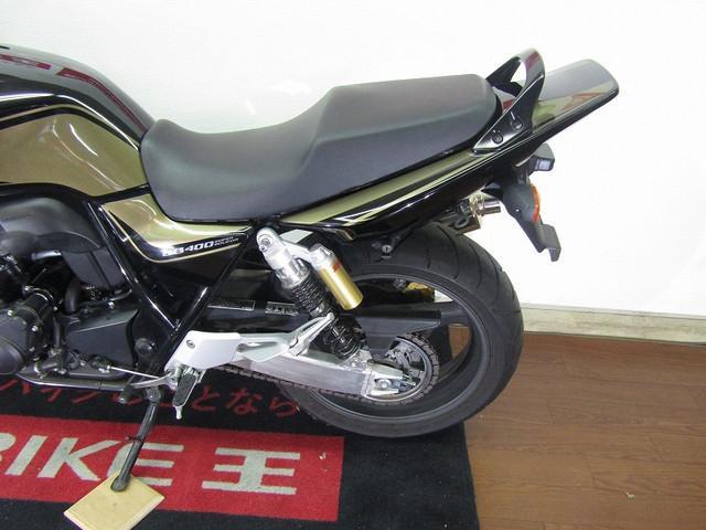 CB400スーパーボルドール CB400Super ボルドール VTEC Revo ノーマル