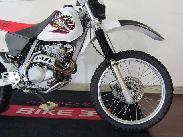 XR250 XR250 カスタムハンドル リヤキャリア