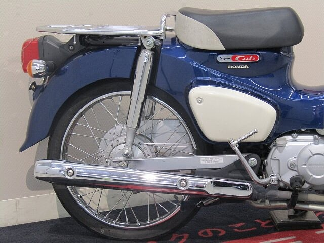 スーパーカブ50 C50-3【マル得】【スピード納車対応可能】FI 9枚目:C50-3【マル得】【ス…