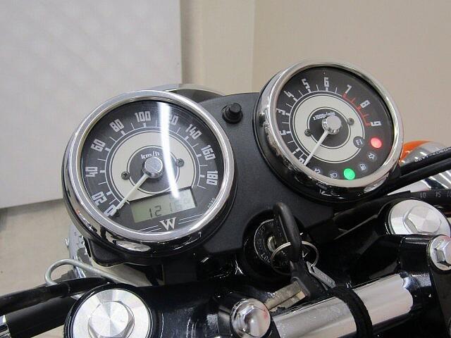 W800 W800 ワンオーナー フルノーマル 人気のクラシックスタイル 10枚目:W800 ワンオ…