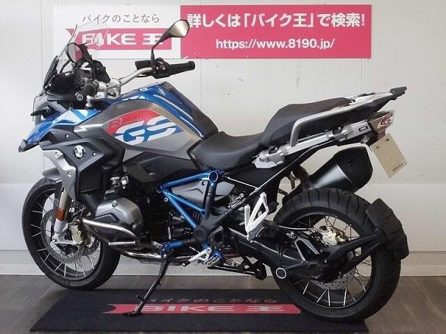 R1200GS R1200GS スタイルラリー ライトカバー・エンジンガード付… 6枚目:R1200…