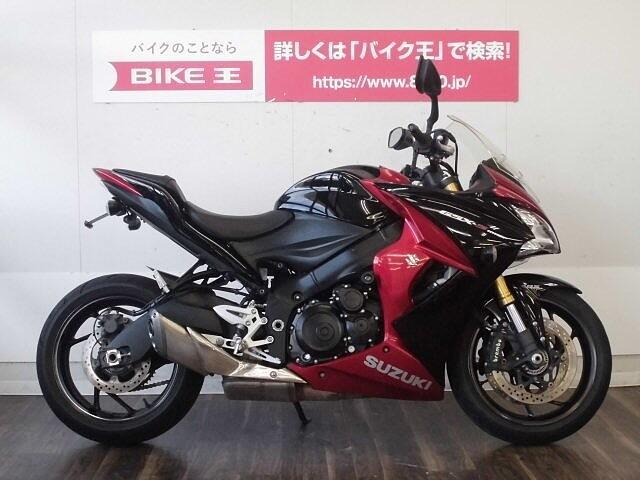 GSX-S1000F GSX-S1000F 高速やワインディングが楽しくなるバイクで… 1枚目:GS…
