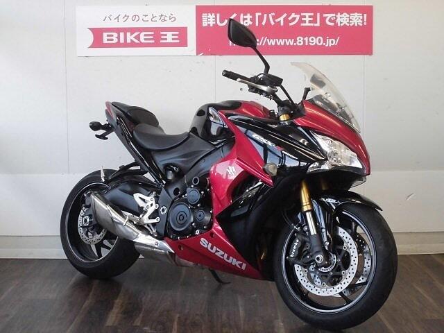 GSX-S1000F GSX-S1000F 高速やワインディングが楽しくなるバイクで… 2枚目:GS…