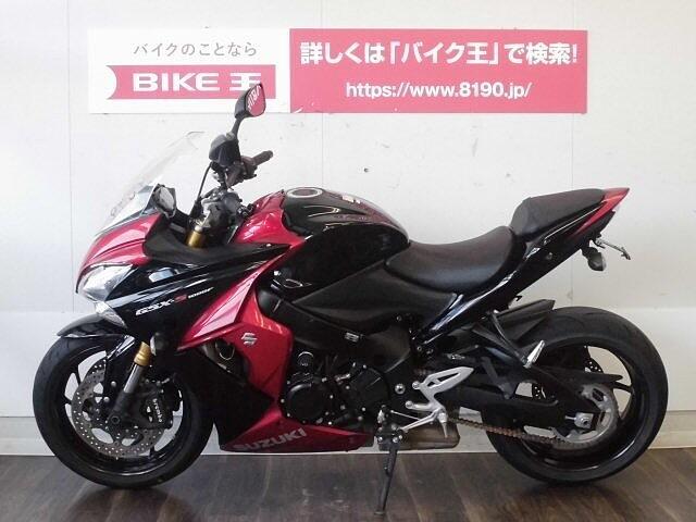 GSX-S1000F GSX-S1000F 高速やワインディングが楽しくなるバイクで… 3枚目:GS…