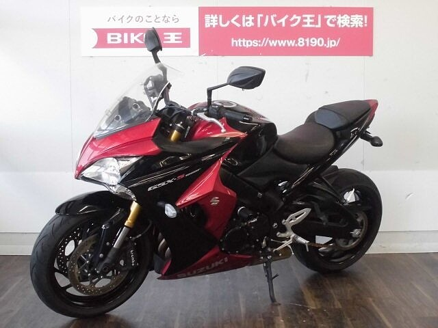 GSX-S1000F GSX-S1000F 高速やワインディングが楽しくなるバイクで… 4枚目:GS…