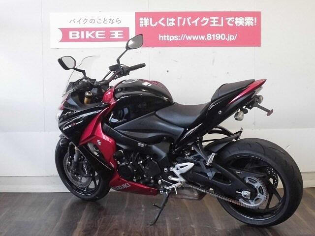 GSX-S1000F GSX-S1000F 高速やワインディングが楽しくなるバイクで… 5枚目:GS…
