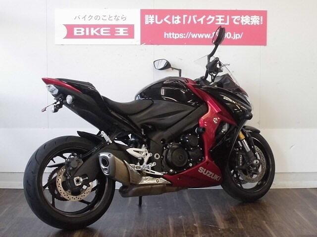 GSX-S1000F GSX-S1000F 高速やワインディングが楽しくなるバイクで… 6枚目:GS…