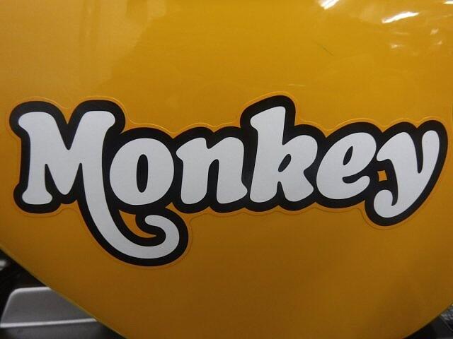 モンキー125 モンキー125A 【マル得車両】貴方の世界を広げる小さな相棒は… 9枚目:モンキー1…