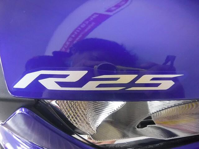 YZF-R25 YZF-R25A 毎日を楽しむ、人気の新型スーパーバイクで街行… 9枚目:YZF-R…