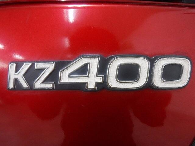 Z400 Z400 マルッとペロッとお手軽に乗れる北米仕様の希少な「HA… 9枚目:Z400 マルッ…