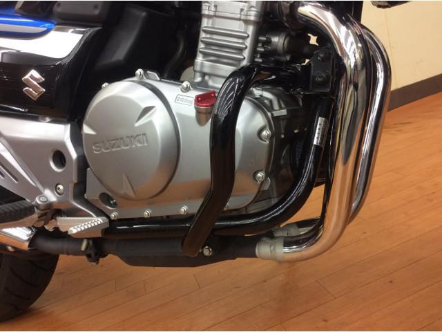 GSR250 GSR250 エンジンガード付属 エンジンガードも付いてます