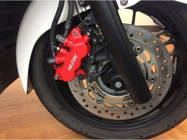 フォルツァ Si フォルツァSi ABS グリップヒーター ABSモデルです