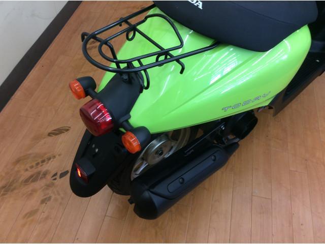 トゥデイ トゥデイ インジェクション ワンオーナー 最寄のバイク王店舗の来店納車であれば配送費用98…