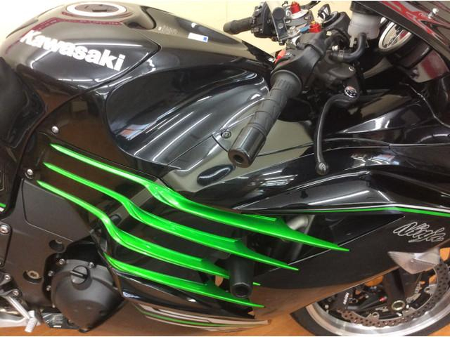 ZX-14R Ninja ZX-14R ABS タイヤ新品交換 最寄のバイク王店舗の来店納車であれば…