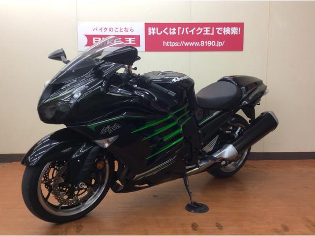 ZX-14R Ninja ZX-14R ABS タイヤ新品交換 キャンペーン対象車!!