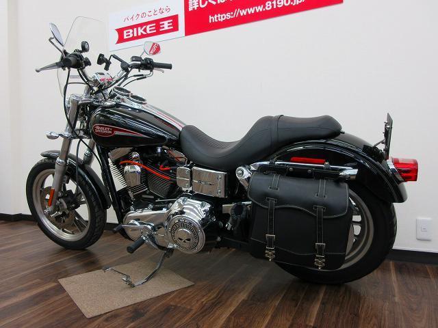 DYNA LOWRIDER FXDL ローライダー インジェクション セキュリティ装備 全国のバイク…