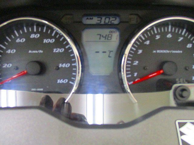 スカイウェイブ250 スカイウェイブ250 タイプS ノーマル メーター表示距離:7481km!