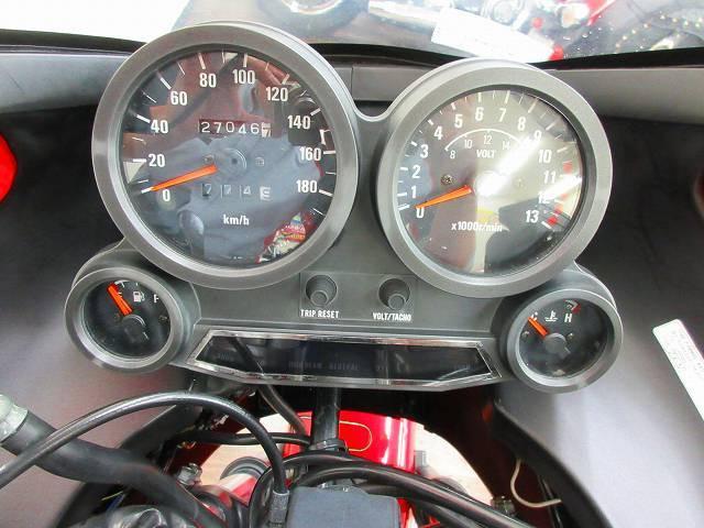 GPZ900R GPZ900R A11 国内モデル メーター表示距離:27064km