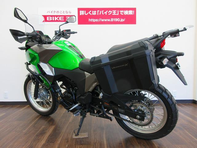 VERSYS-X 250 TOURER VERSYSーX 250 ツアラー ABS 最長84回、頭金…