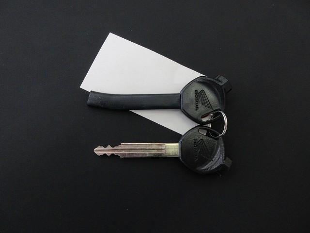 ジョルノ ジョルノ ♪♪鍵2本♪♪