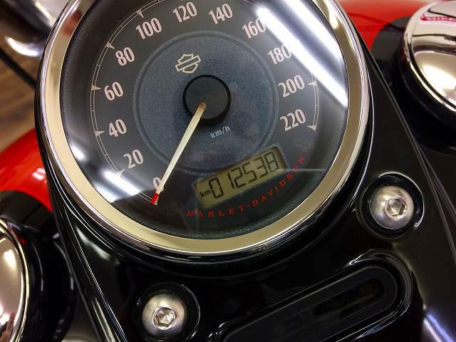 FXDWG DYNA WIDEGLIDE FXDWG ワイドグライド メーター表示距離:12538k…