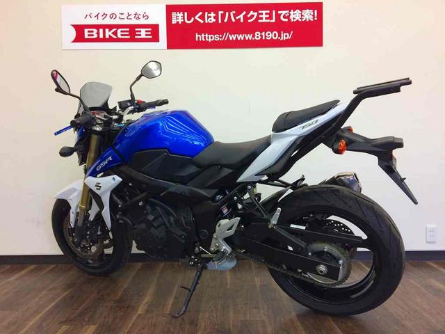 GSR750 GSR750 ABS 全国通販もOK!詳細画像も多数お送りいたします!!