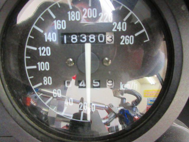 GPZ900R GPZ900R 逆車 A10 ワイバーンマフラー装備 メーター表示距離:18380k…