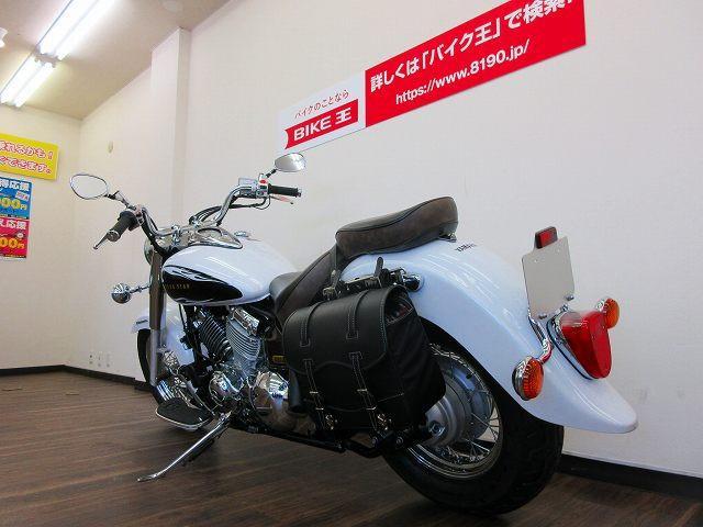 ドラッグスター400クラシック ドラッグスター400クラシック サドルバッグ装備 全国のバイク王から…