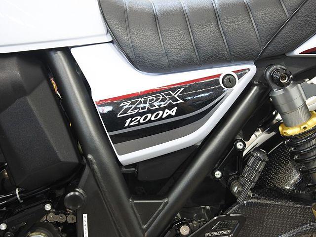 ZRX1200ダエグ 18315 ZRX1200 DAEG カスタム多数