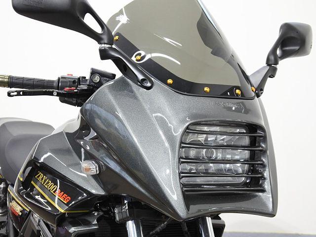 ZRX1200ダエグ ZRX1200 DAEG GPZ仕様 18669