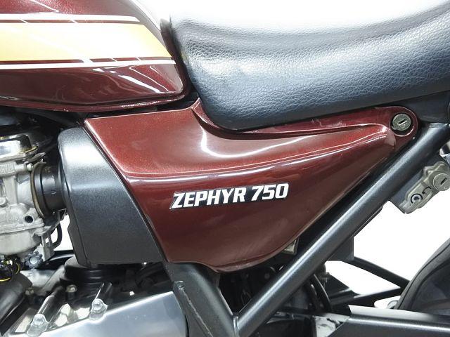 ゼファー750 ZEPHYR750 20616