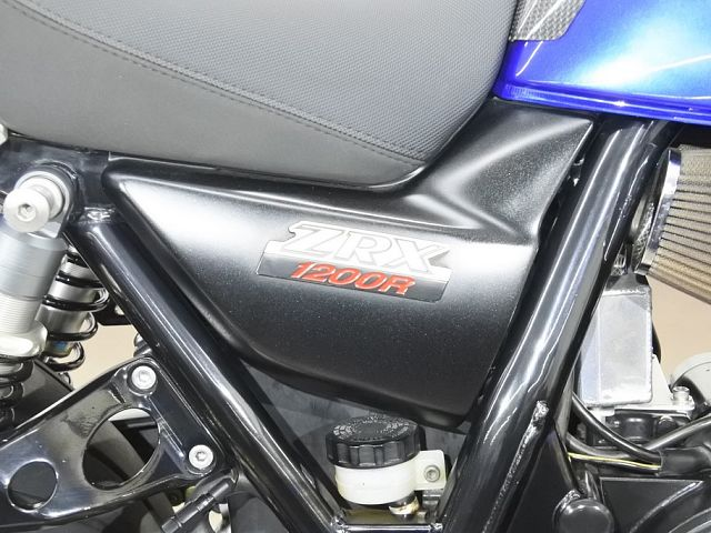 ZRX1200R ZRX1200R フルカスタム 21269