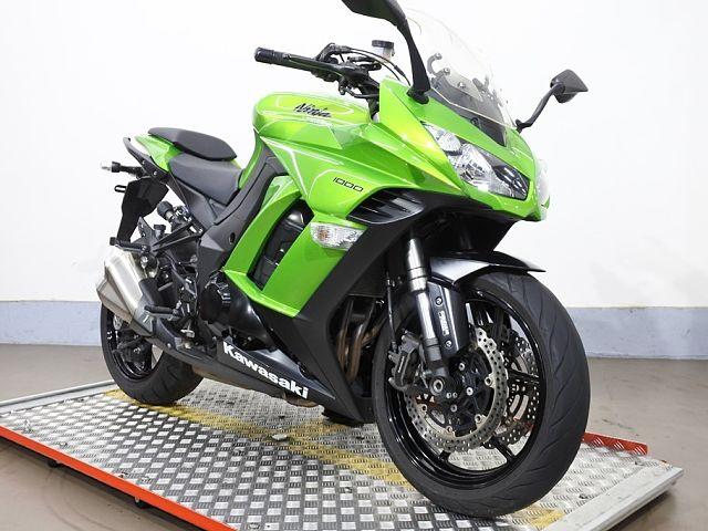 ニンジャ1000 (Z1000SX) Ninja 1000 ブライト正規モデルKTRC装備 2135…