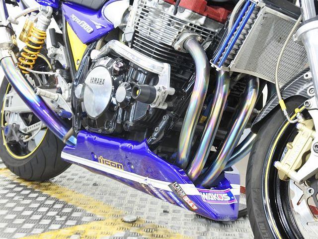 XJR1300 22756 XJR1300 RP03J カスタム多数