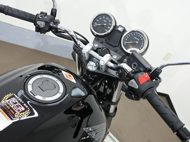 CB400スーパーフォア 22754 CB400Super Four VTEC Revo