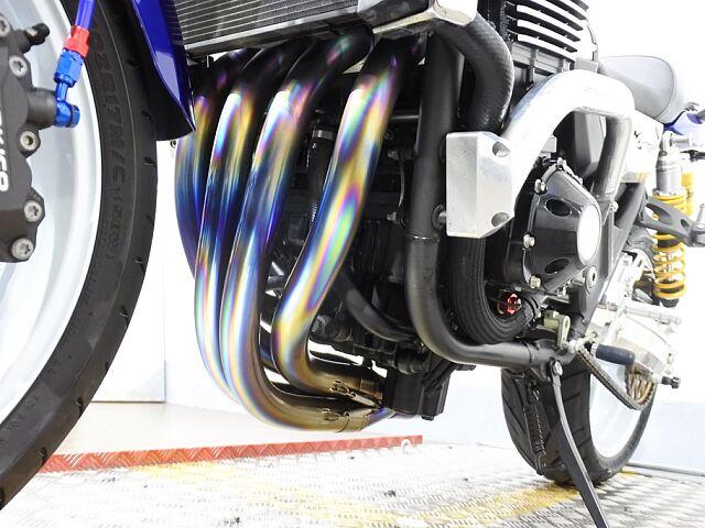 ZRX1200ダエグ 23186 ZRX1200 DAEG フルカスタム 1オーナー