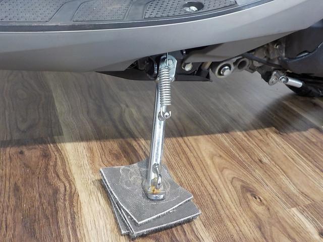 ディオ110 Dio110 カスタムマフラー 2011年モデル サイドスタンド付き!
